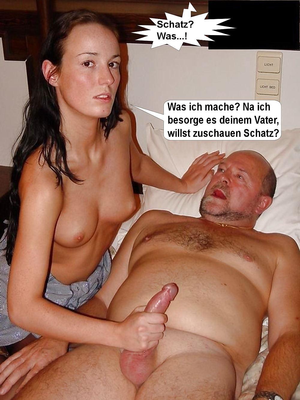 Deutsche Cuckold Schlampe zugeritten