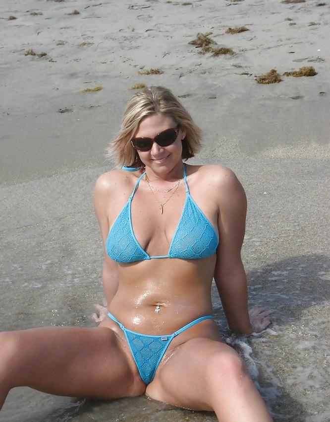 Check my milf bikini — 14