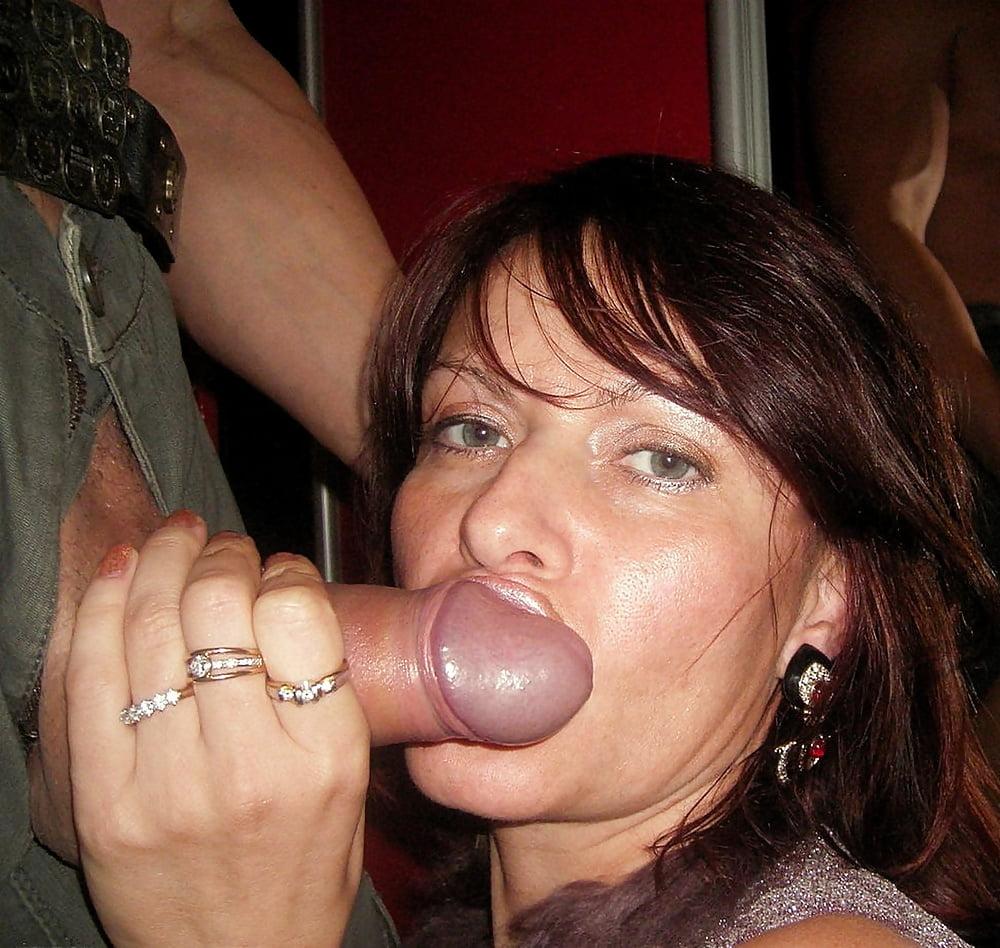 Milf nude whore