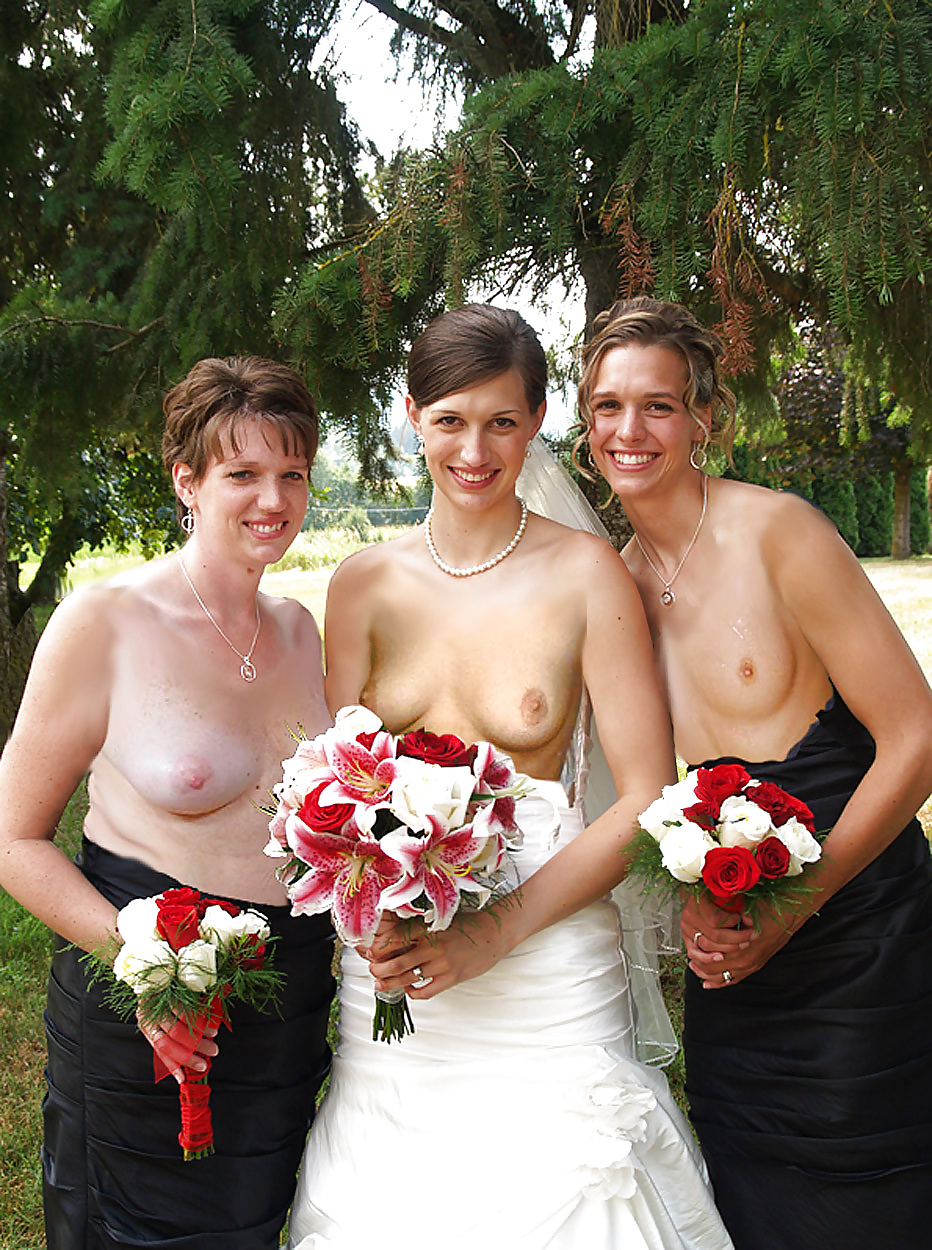 female-bride-pussy-bridesmaids