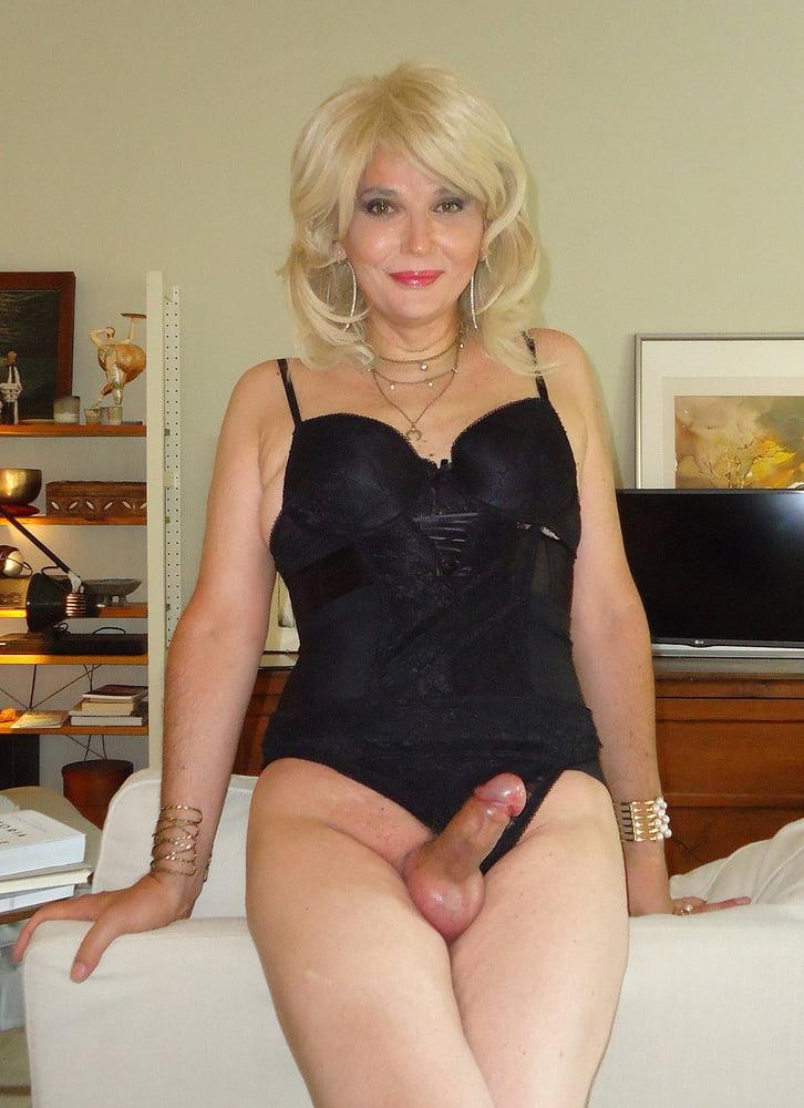 Mature transvestite photos