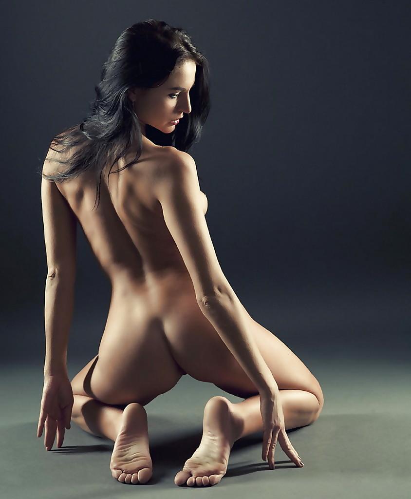 Break Free Artistic Nude Fine Art Prints By Model Aurora Red
