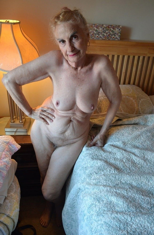 Naked Old Grannies