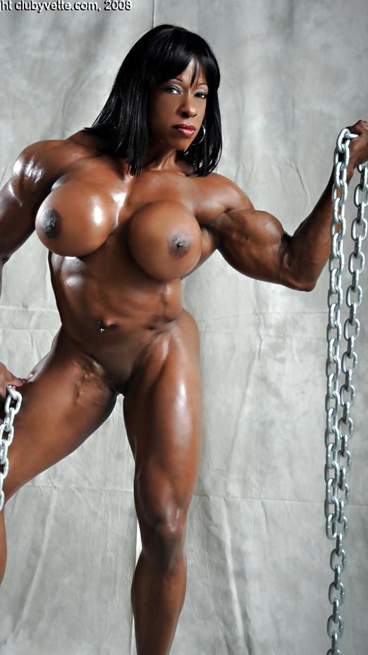 Sexy Bodybuilder Yvette Bova 2 - 23 Pics - Xhamstercom-6581