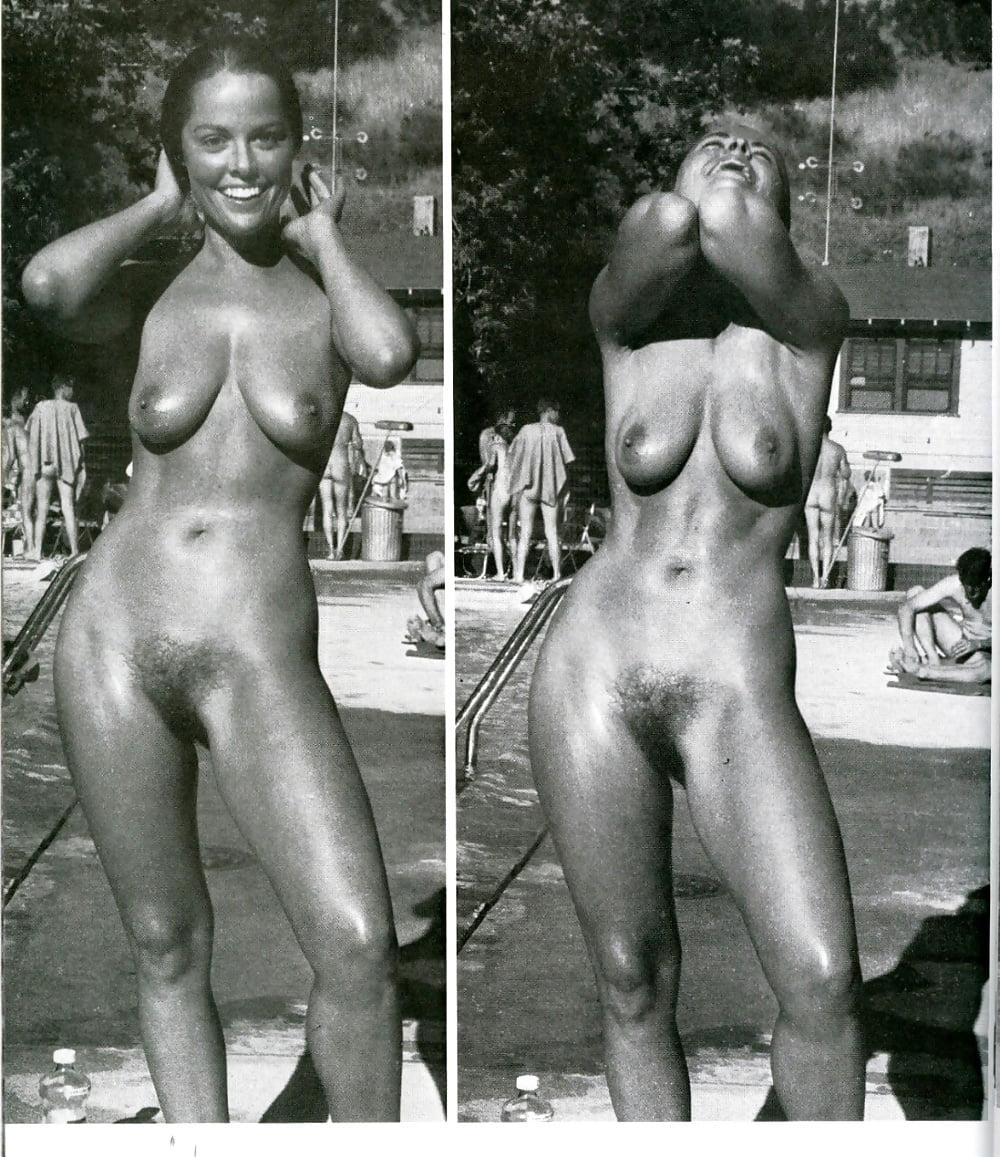 Free busty ebony vintage nude black women