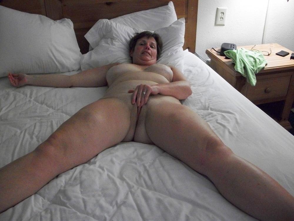 Indian aunty sleeping nude