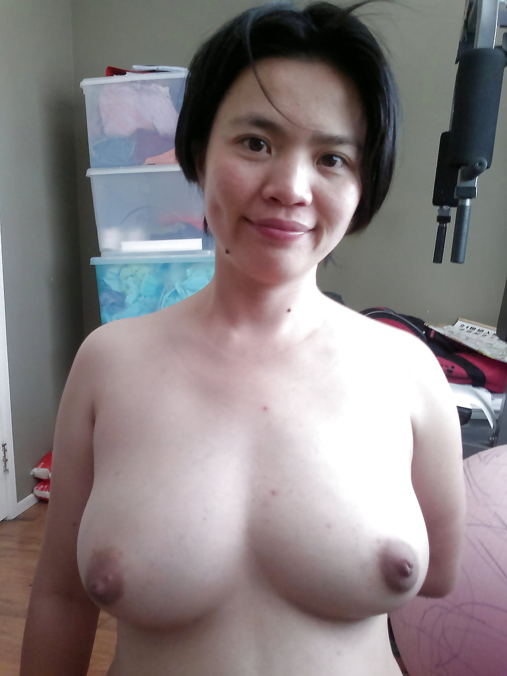Chinese Milf Tits