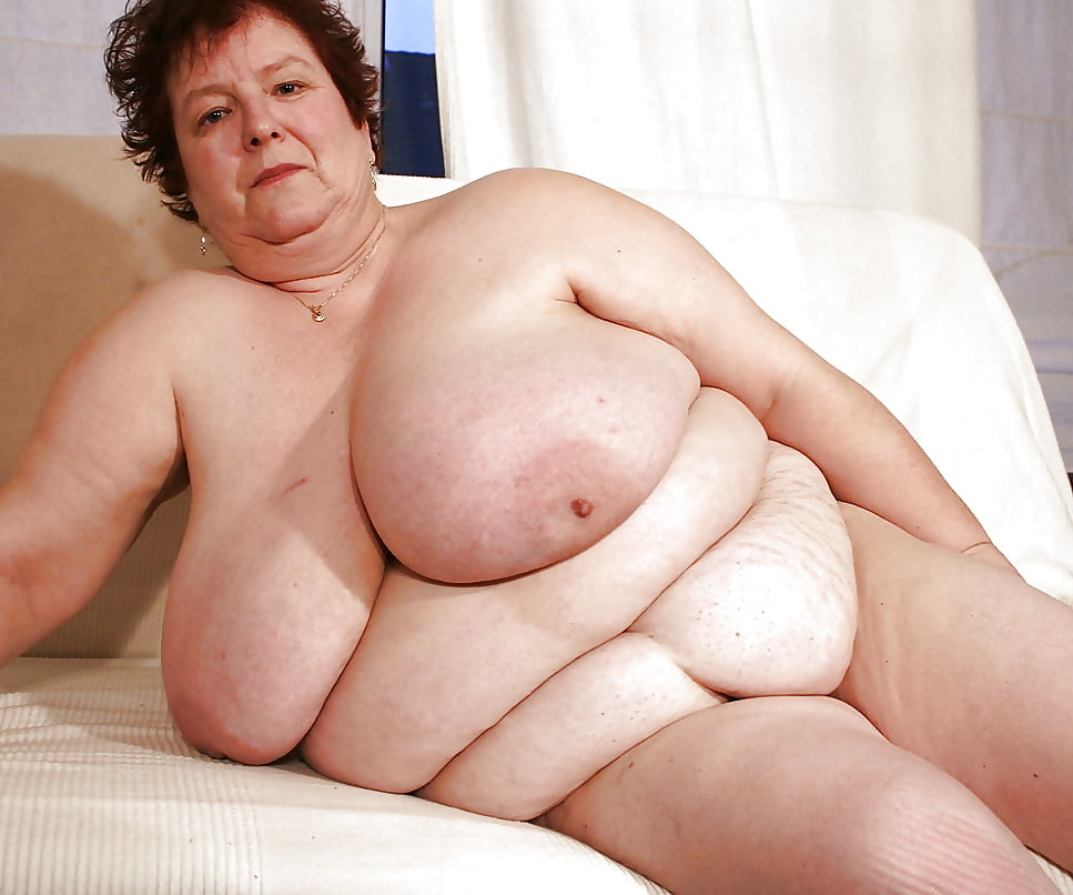 Naked bbw grannies — pic 12