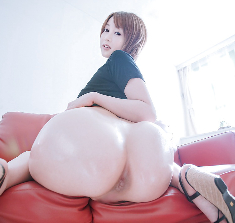 Порно жопища японки