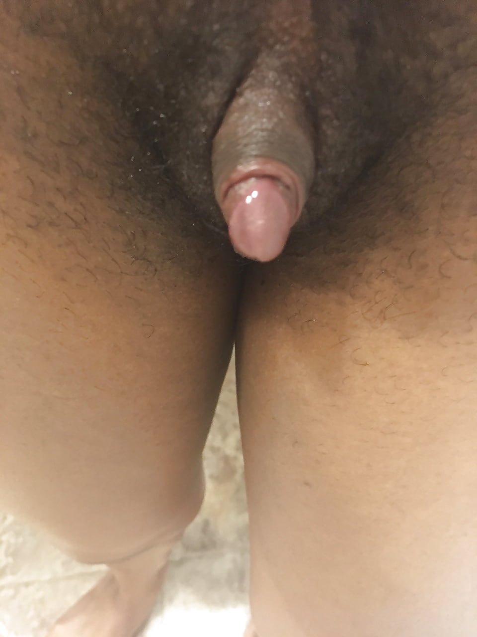 Extra large clit