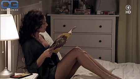 Yvonne Burbach  nackt