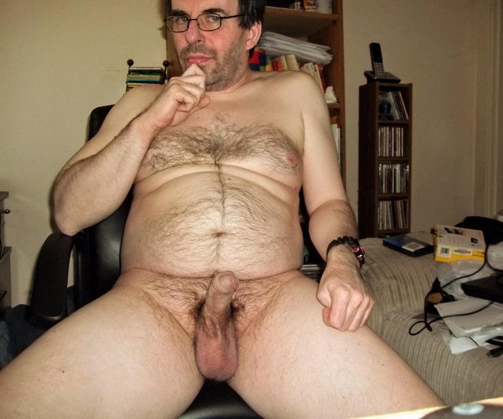 Attractive Nude Man Showing Cock HD