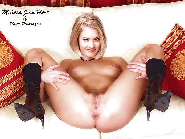 Melissa Joan Hart Nude Real