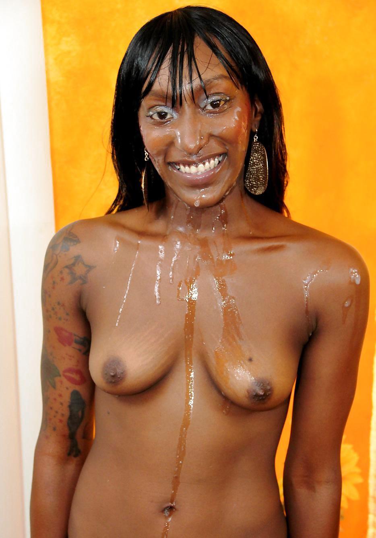 Сперма у негритянки фото — pic 1