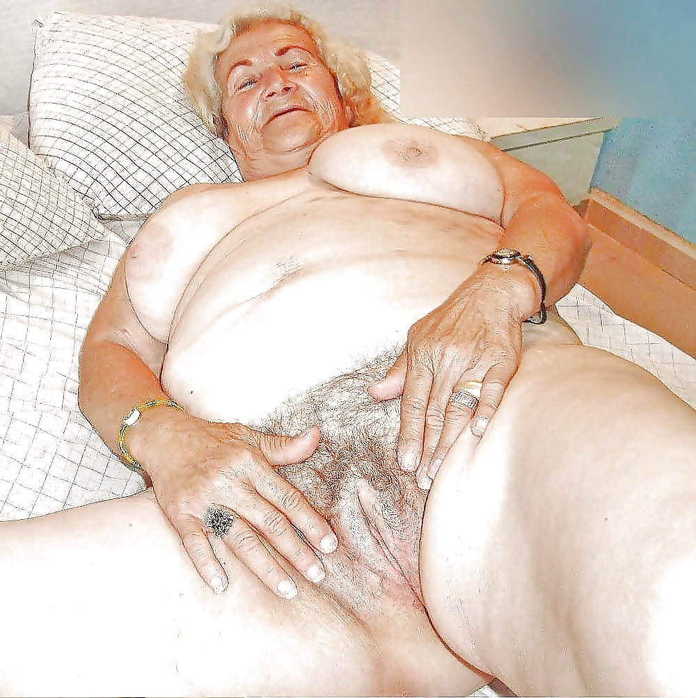 Old fat grannies amateur pics
