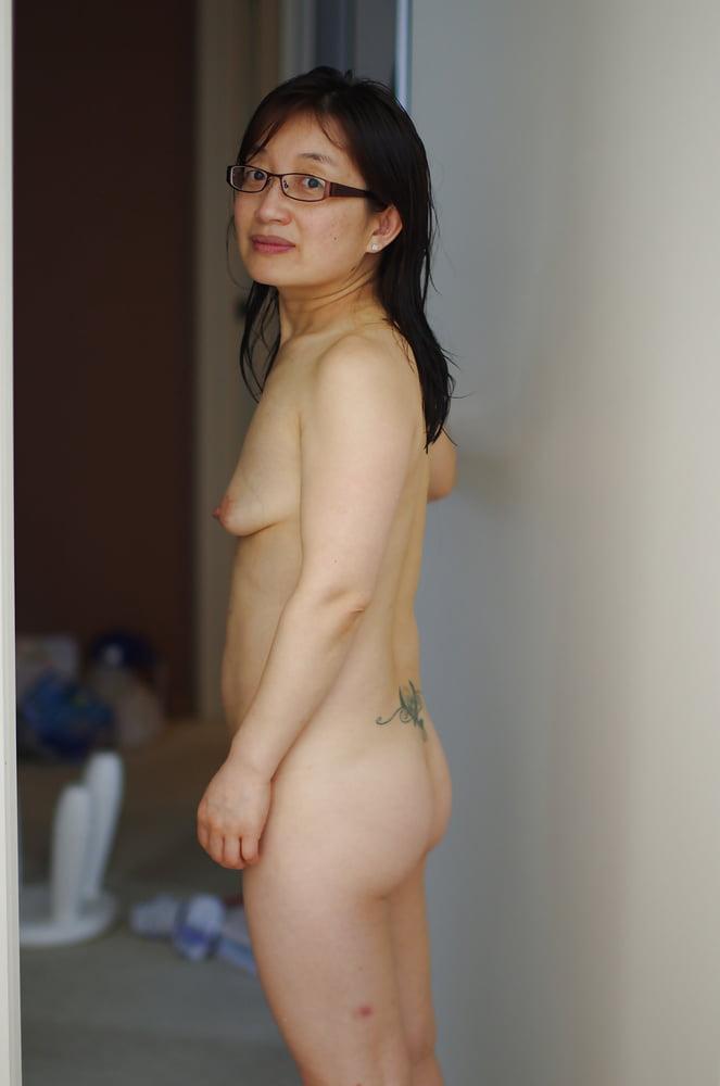Asian mature saggy