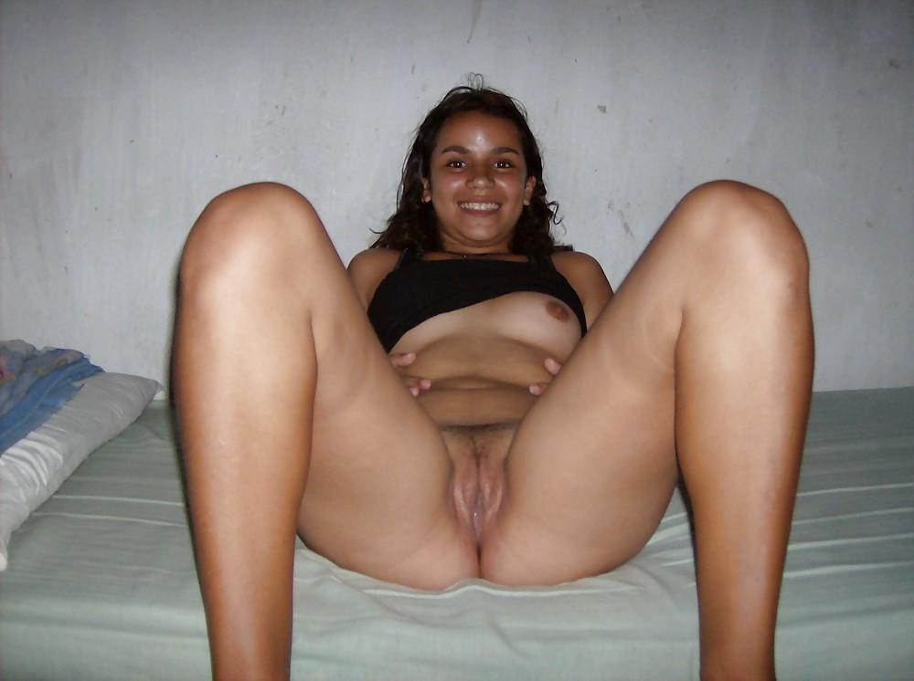 My Wife's Juicy Fat Latina Pussy