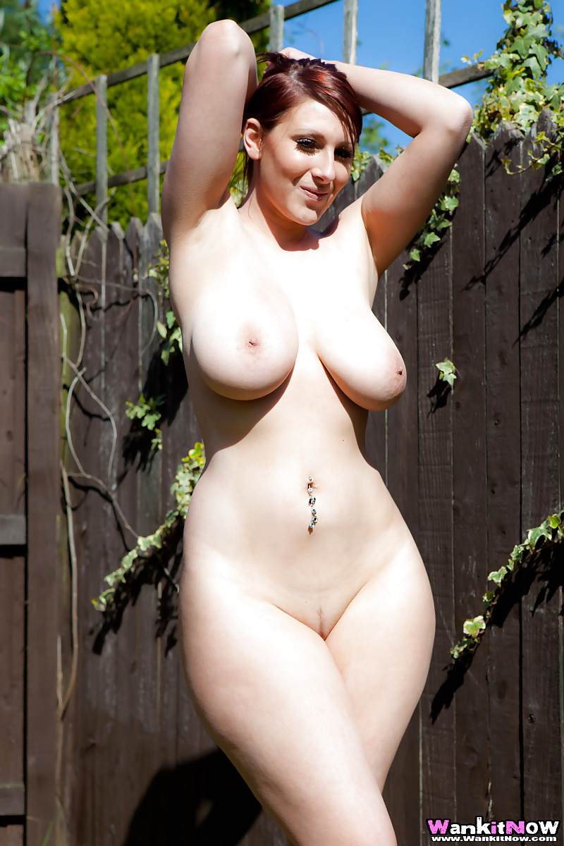 Голые крупные женщины с широкими бедрами — pic 6