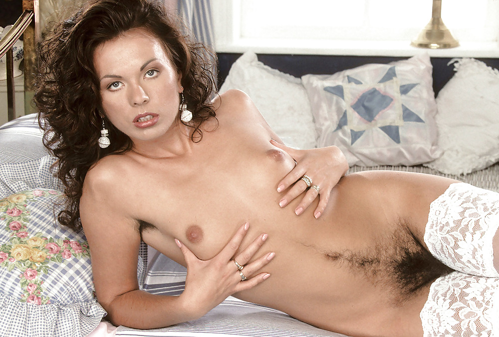 Sexy hairy lady-4212