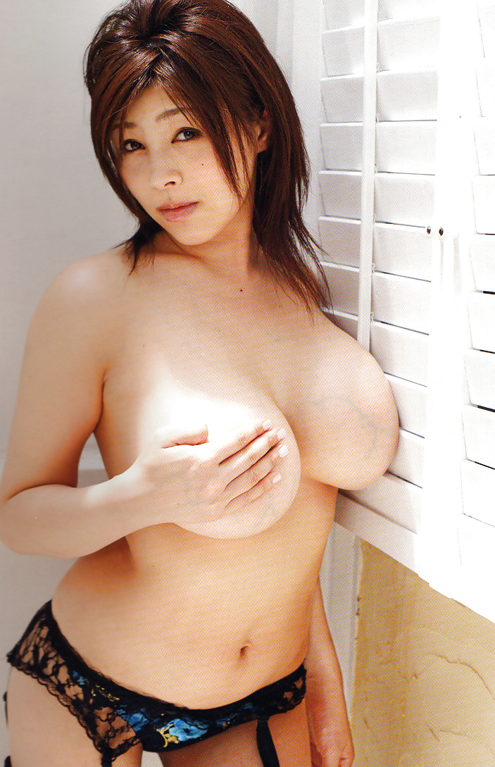 Big Natural Boobs Asian