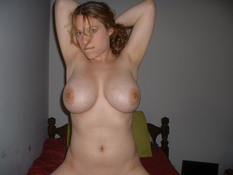 Домашнее фото голых девушек с большими сиськами — 4