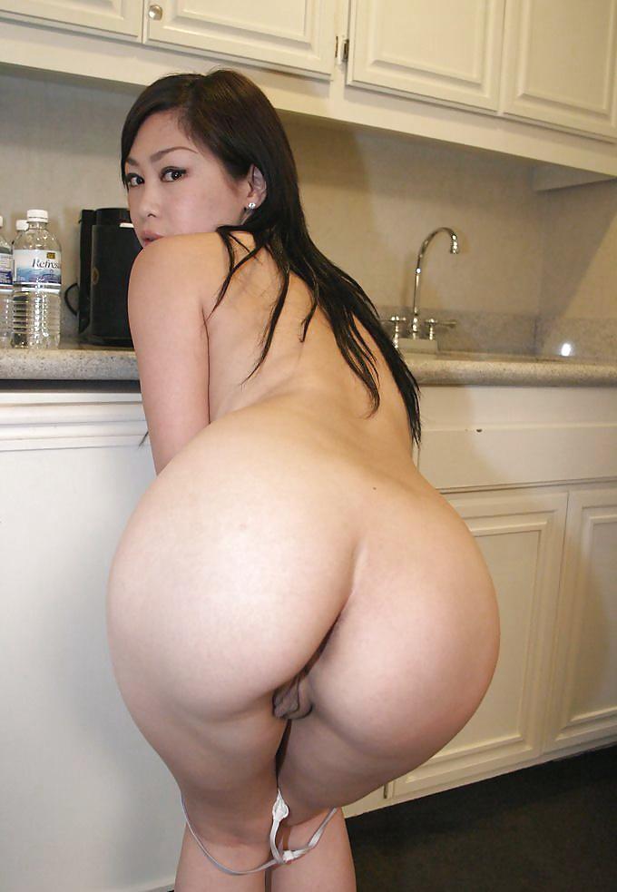 Big ass asian anal porn