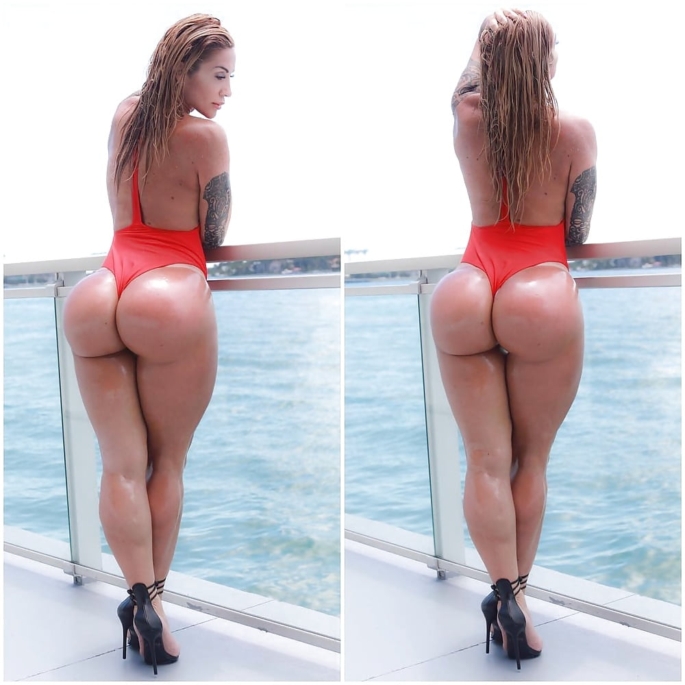 Model who has had three butt lifts wants more surgery to get the world's biggest butt