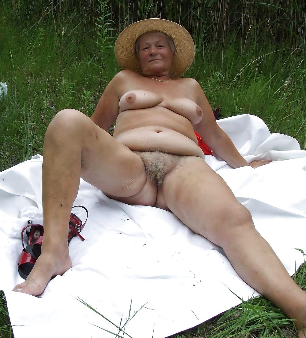 Old Fat Granny
