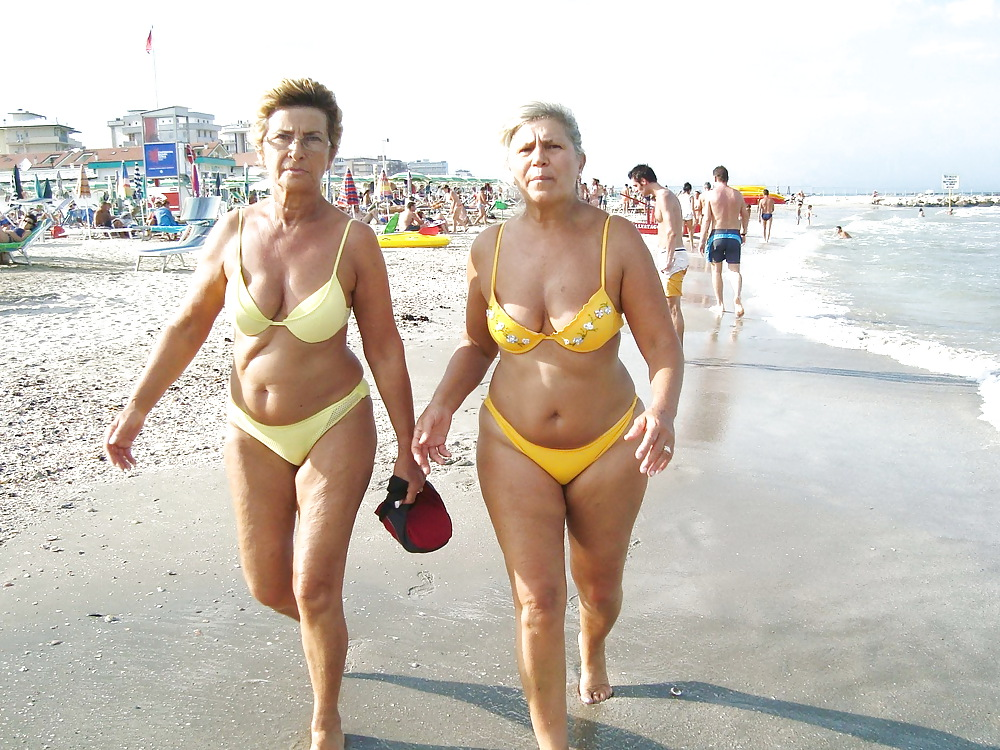 Have hit GranniES BUSTY BEACH consider