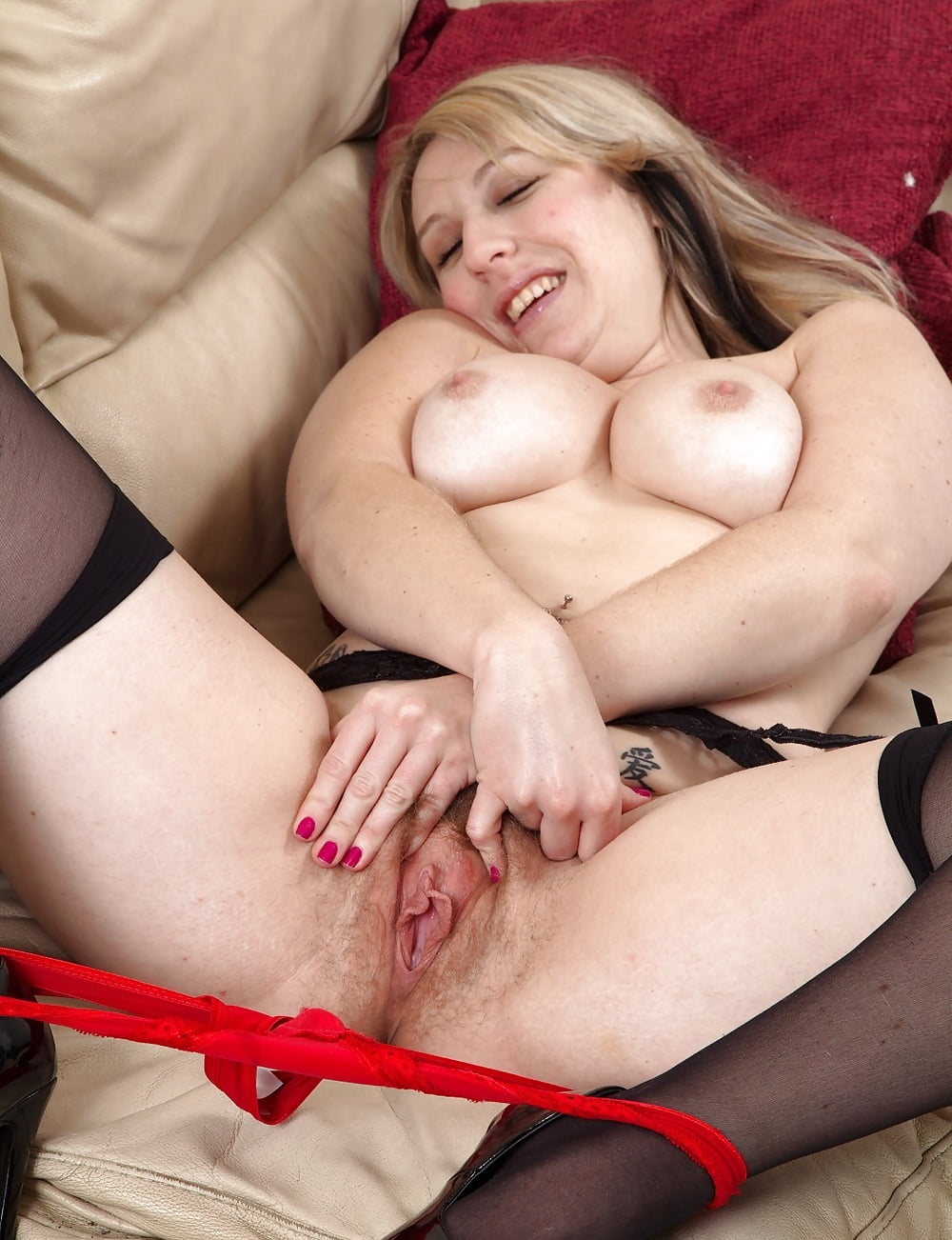 Mature hairy blonde nudes-3368