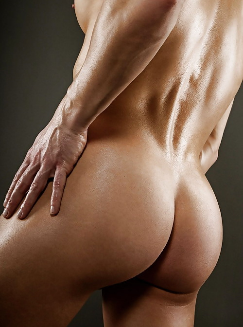 male models naked butts