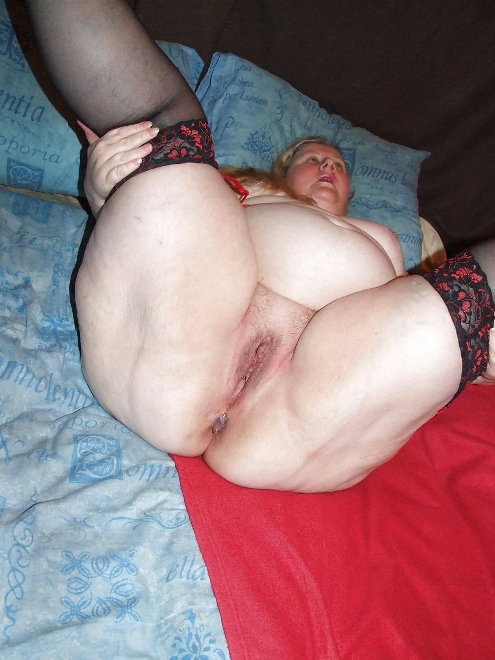 Старые жирные порнушка фото