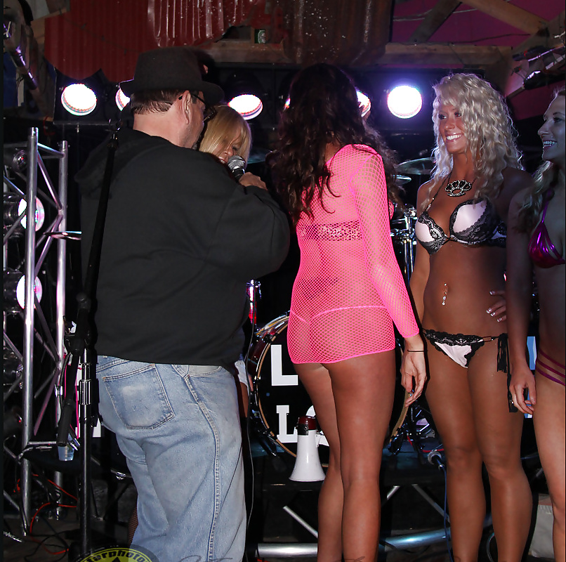California girl bikini contest