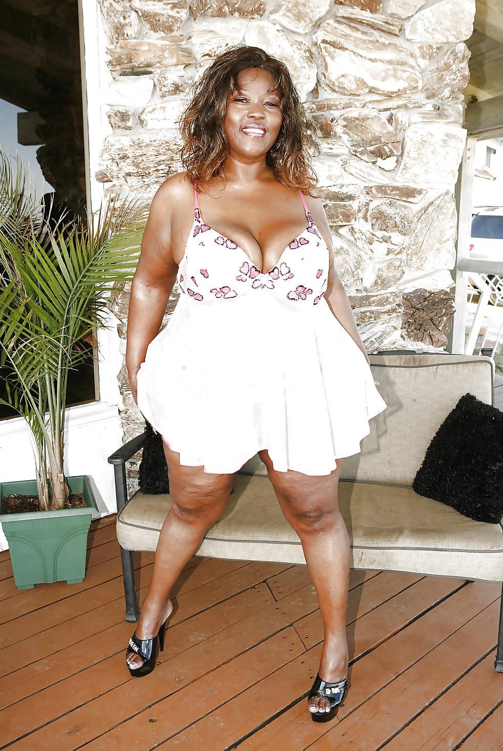 Ebony promise creampie