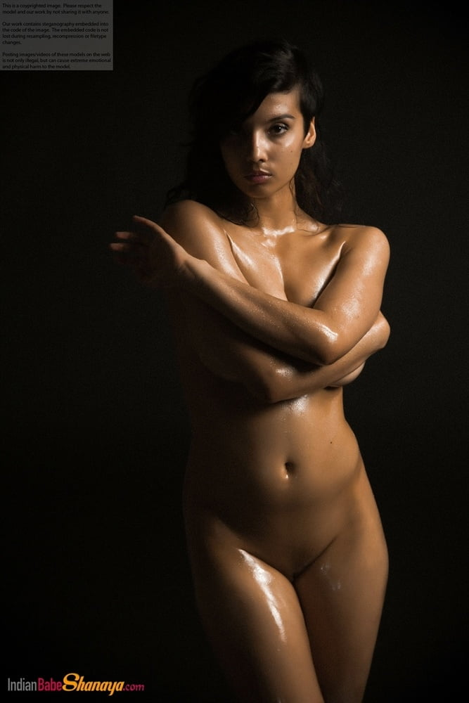 Shanaya model nude