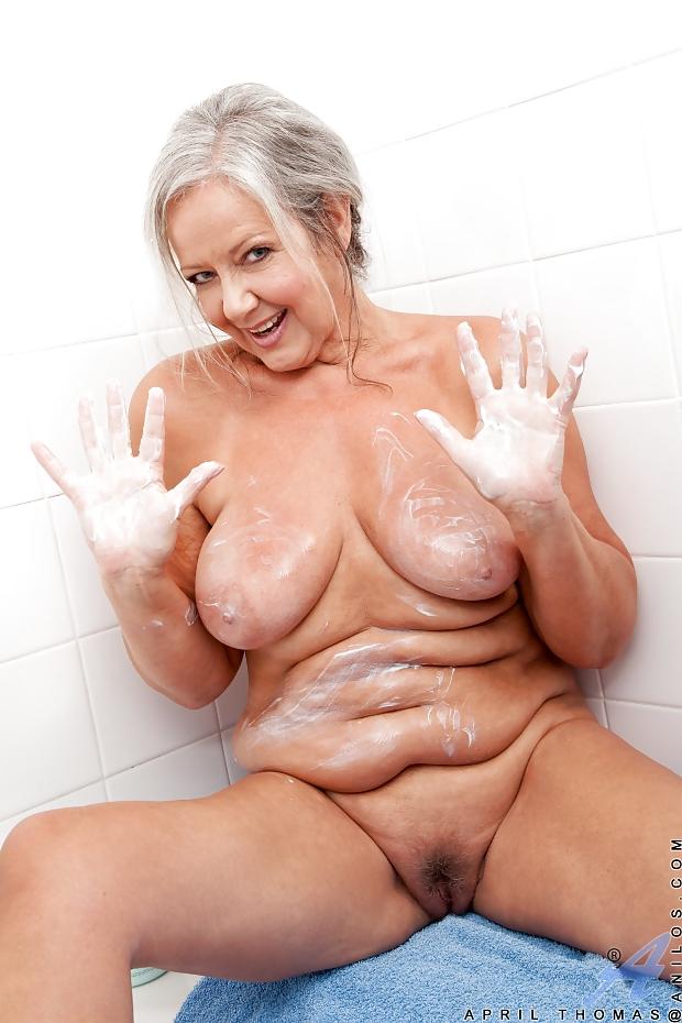 Седые бабы порно девушку