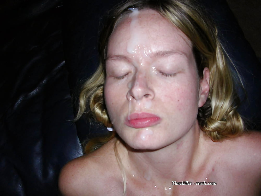 Free amateur facial-9896