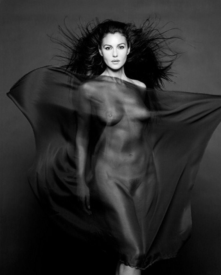 Swimwear Monica Bellucci Naked HD