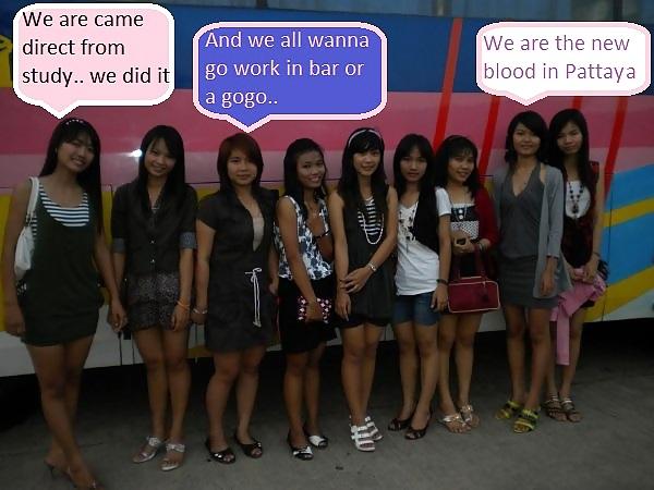 Lesbian thai bar girls ii
