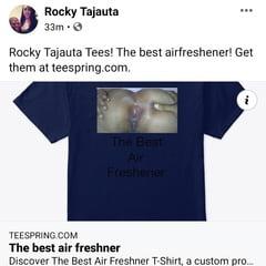 Rocky Tajautas Teeshirts