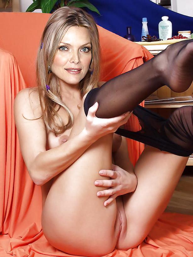 Michelle Pfeiffer's Decolletage