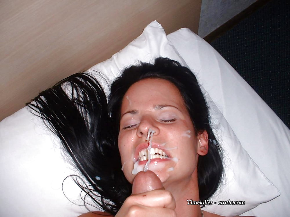 Free amateur facial-6716