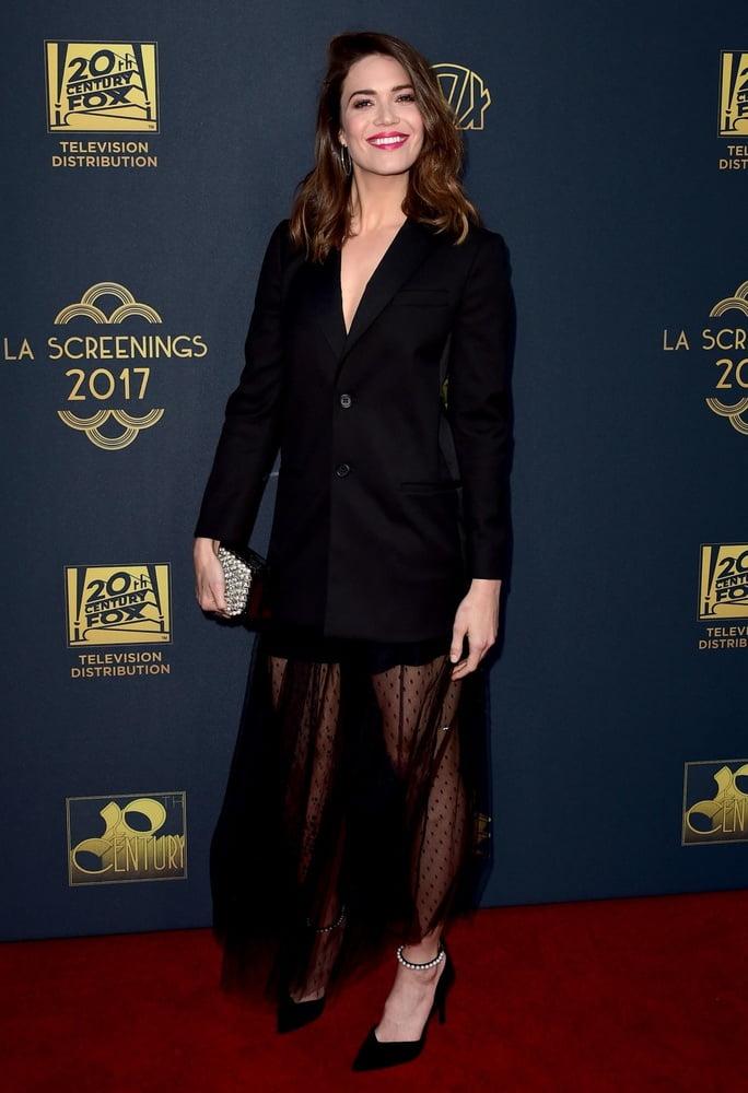 Mandy Moore - 20th Century Fox TV LA Gala (25 May 2017) - 9 Pics