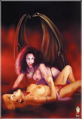 Sexy vampire pictures, hayley american dad big boobs