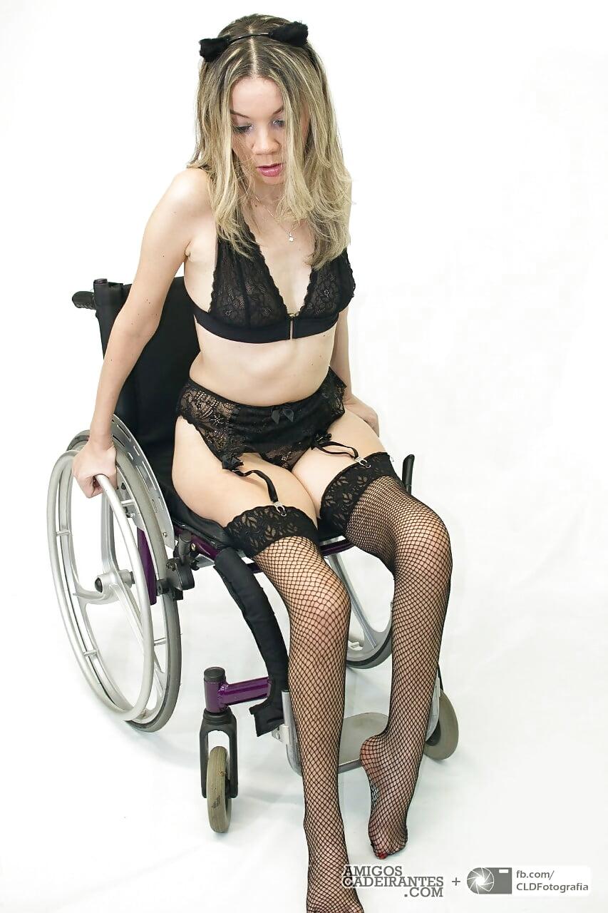 Nude Paraplegic