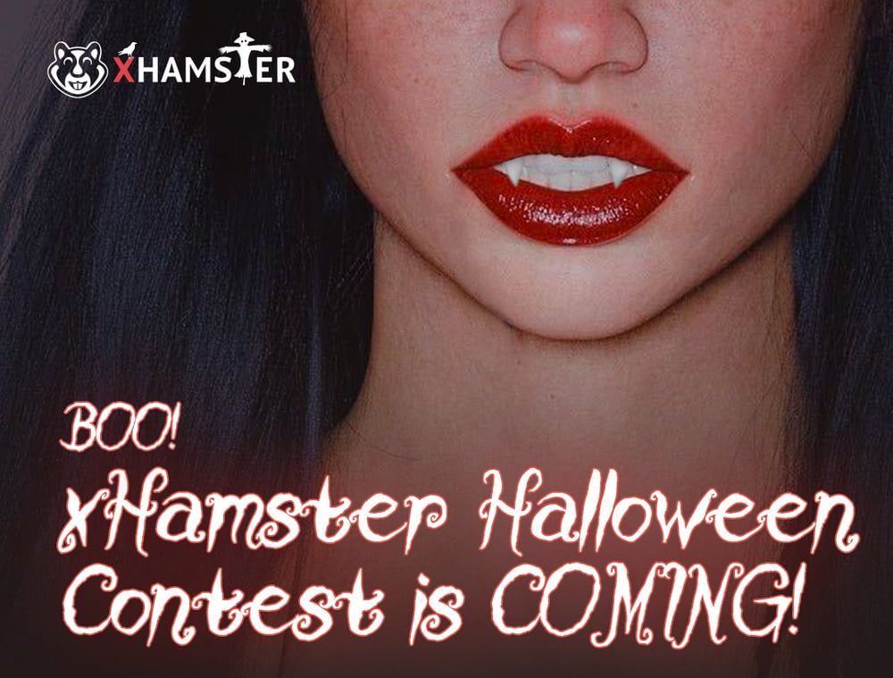 BOO! xHamster Halloween Contest is COMING!