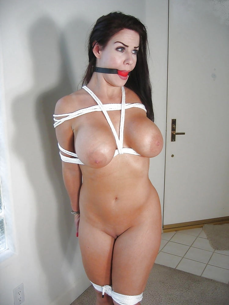 See And Save As Bondage Model Alexis Taylor Porn Pict