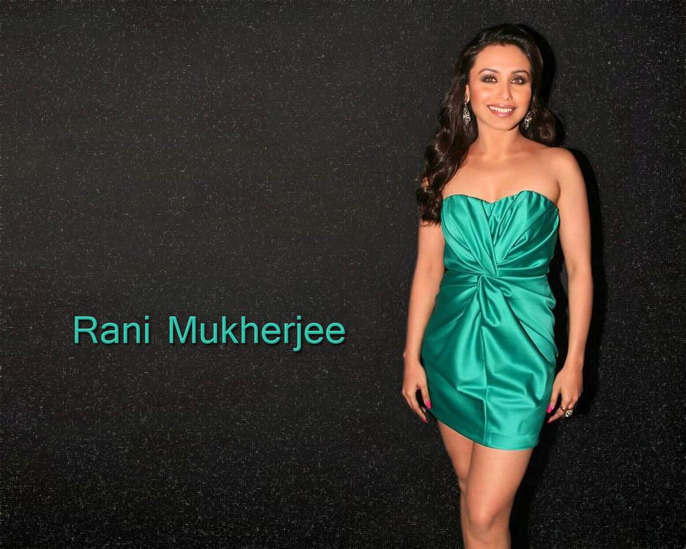 Rani mukherjee naked boobs-7362