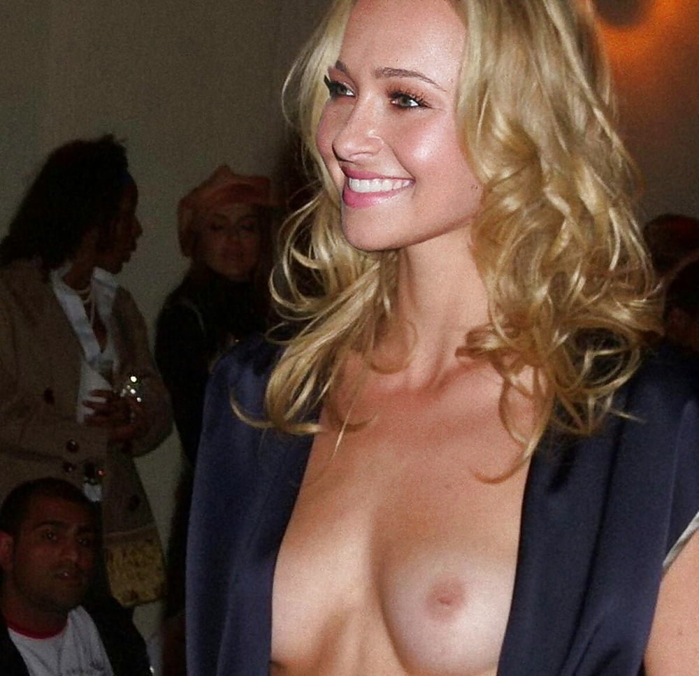 Sexy celebrities display their very nice titties and show their famous pussies