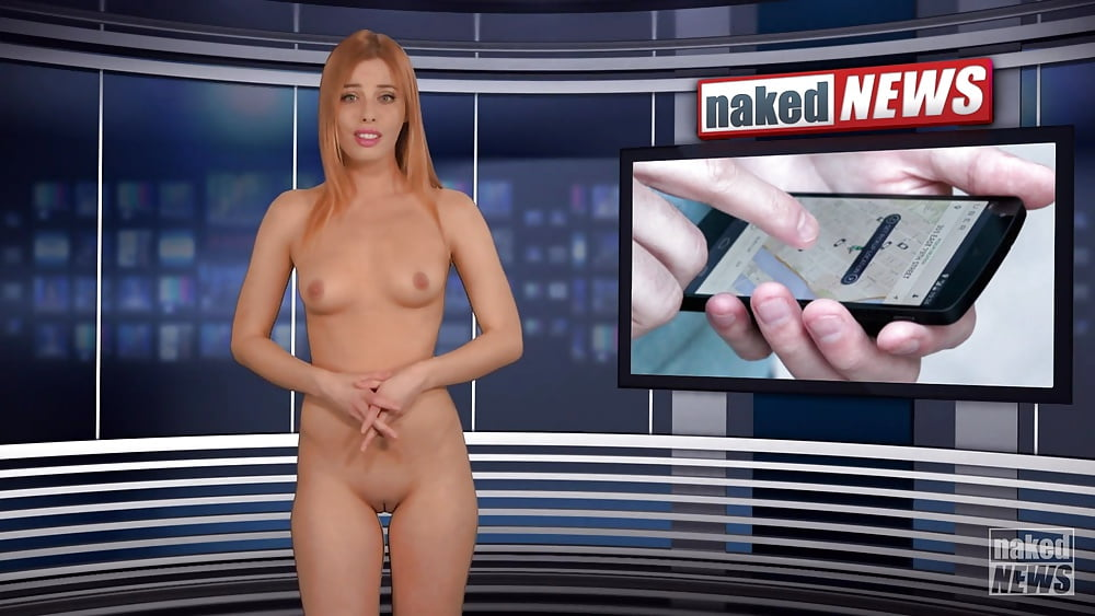 Totally nude news